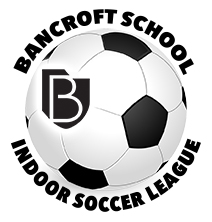 Bancroft Indoor Soccer League logo