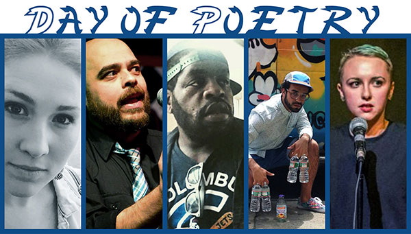 Day of Poetry, September 30, 2015