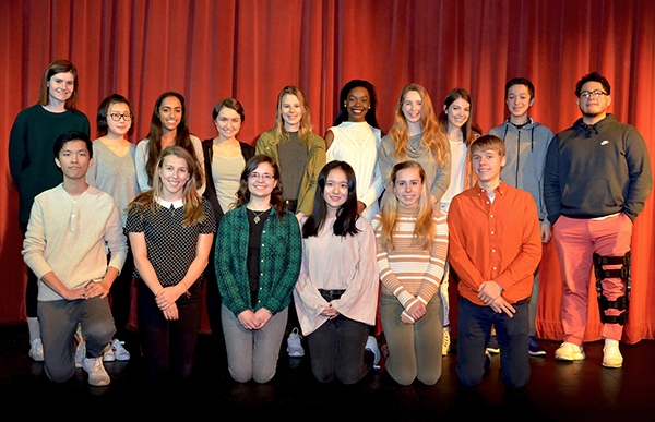 Scholastic Art & Writing Award Winners