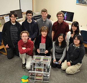 Elisa Heinricher VEX Robotics Teacher of the Year