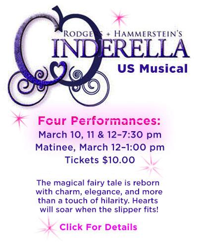 US Musical: Cinderella