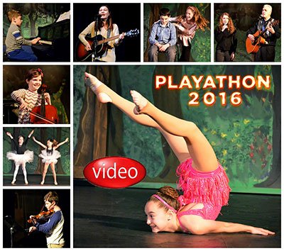Playathon 2016 Video
