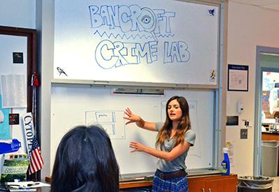 Student Crime Lab