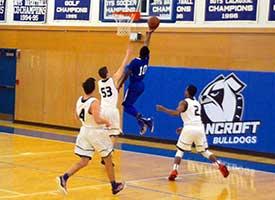Emmanuel B. at NEPSAC Class D Semifinals