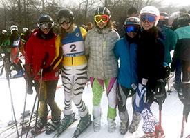 Varsity Ski Team at NEPSACs