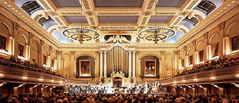 Introduction to American Composers - Mechanics Hall