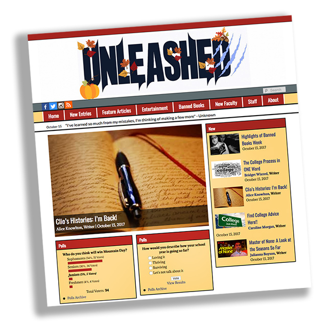Click to Read Unleashed Fall 2017