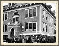 Bancroft School on Sever Street