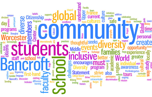Bancroft School Mission  Diversity Statements
