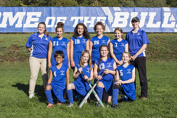MS Field Hockey Team 17-18