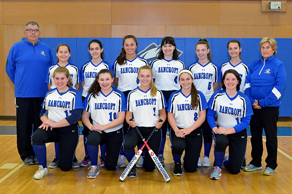 Girls Varsity Softball Team