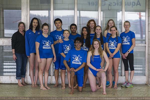 Bancroft School Swimming Varsity Boys Amp Girls