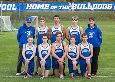 Varsity Boys Cross Country