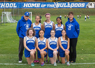 Varsity Girls Cross Country