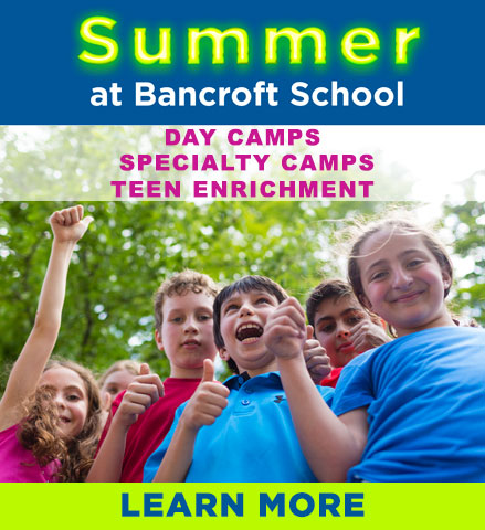 Summer at Bancroft School