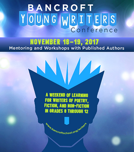 Bancroft Young Writers Conference