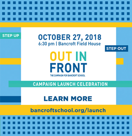 Out In Front Campaign Launch
