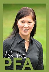 Angela Cheng-Cimini, PFA President