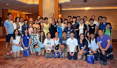 Bancroft Gathering in Beijing June 2015