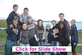 US Marine Science Cape Cod Field Trip Slide Show