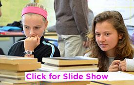 US & MS Creative Writing Slide Show