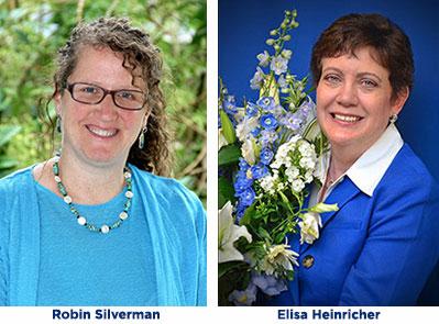Robin Silverman & Elisa Heinricher
