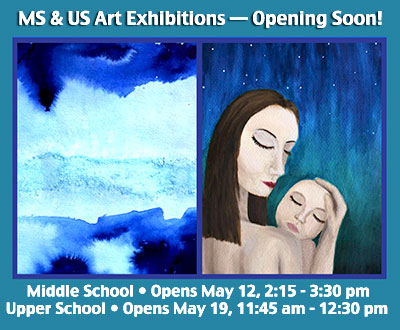 MS & LS Art Openings