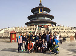 Mandarin Trip to China