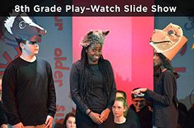 8th Grade Play Slide Show