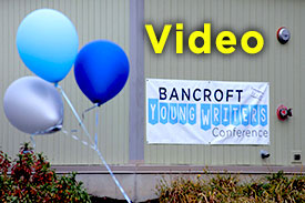 Bancroft Young Writers Conference Video