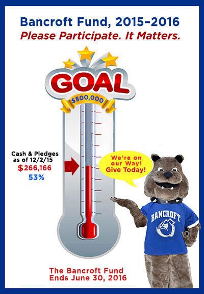 Bancroft Fund Goal