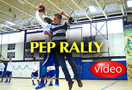 Charlie A Pep Rally Video
