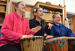 West African Drumming Workshop