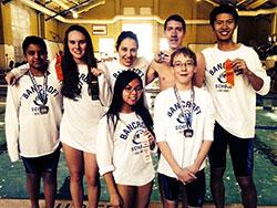 Bancroft Swim Team