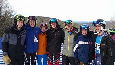Bancroft Ski Team Boys