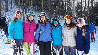 Bancroft Ski Team Girls